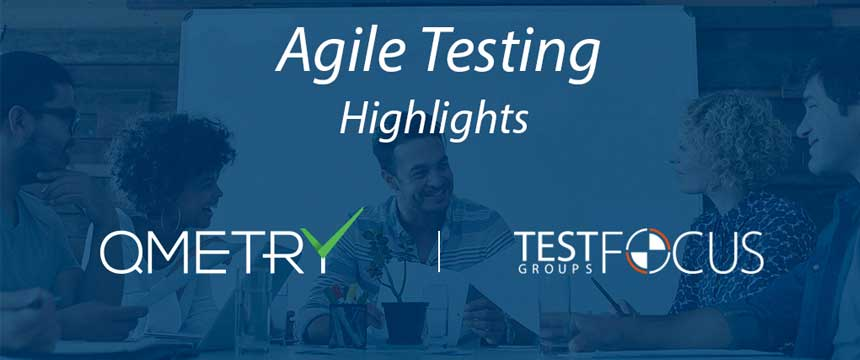 Agile testing highlights