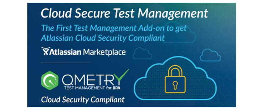 QMetry cloud secure test management
