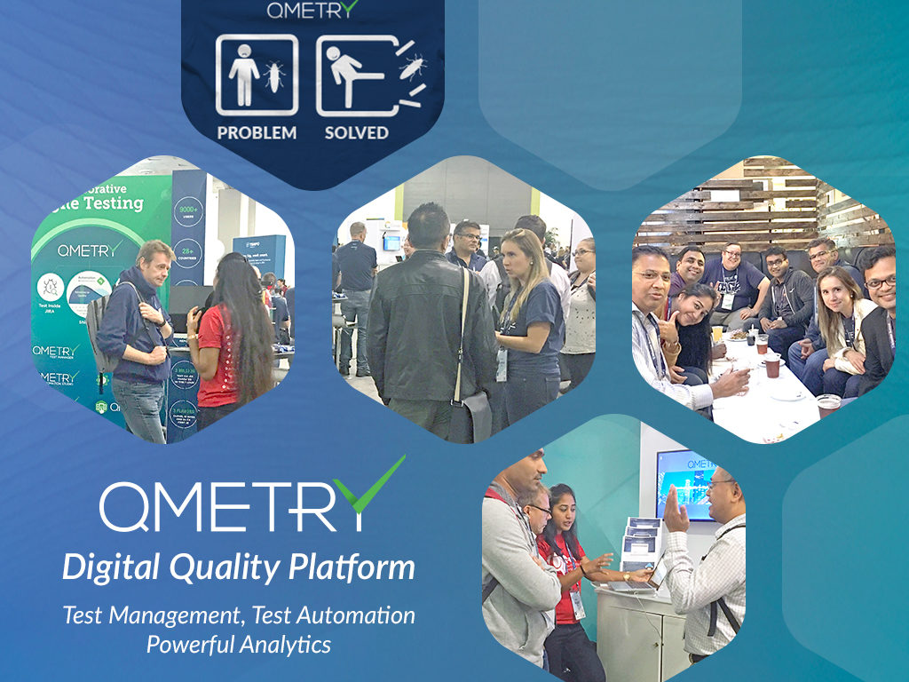 Atlassian Summit, QMetry Test Management, QMetry Open Quality Platform, Agile Testing, Test Automation, Barcelona