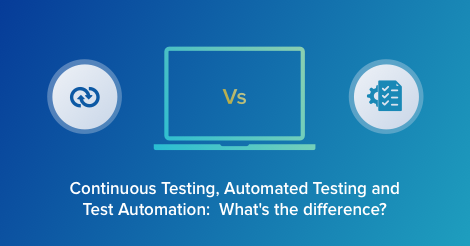 Test Automation versus Automated Testing