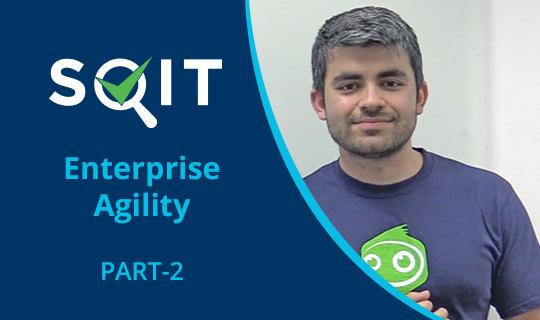Enterprise Agility for digital teams