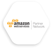 Amazon web services marquee logo