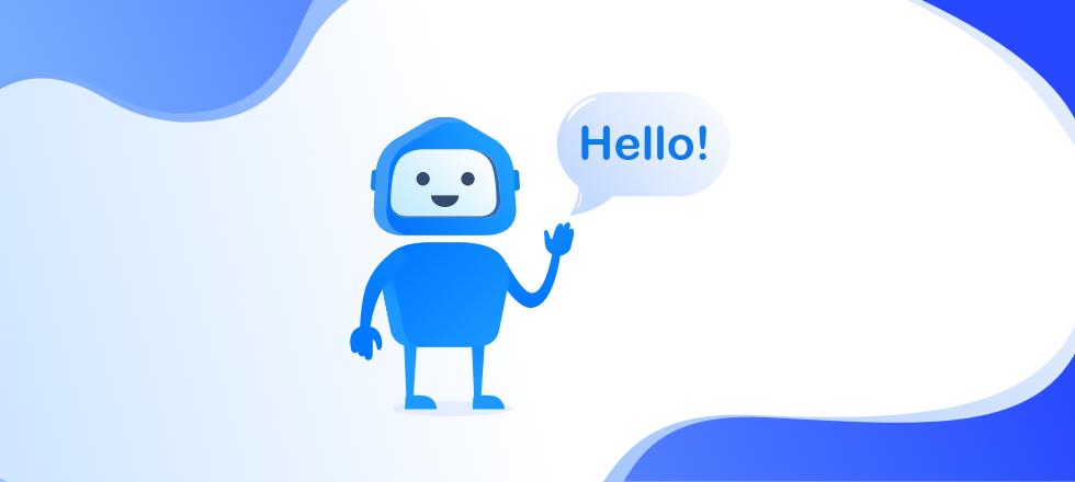 QQBOT says hello