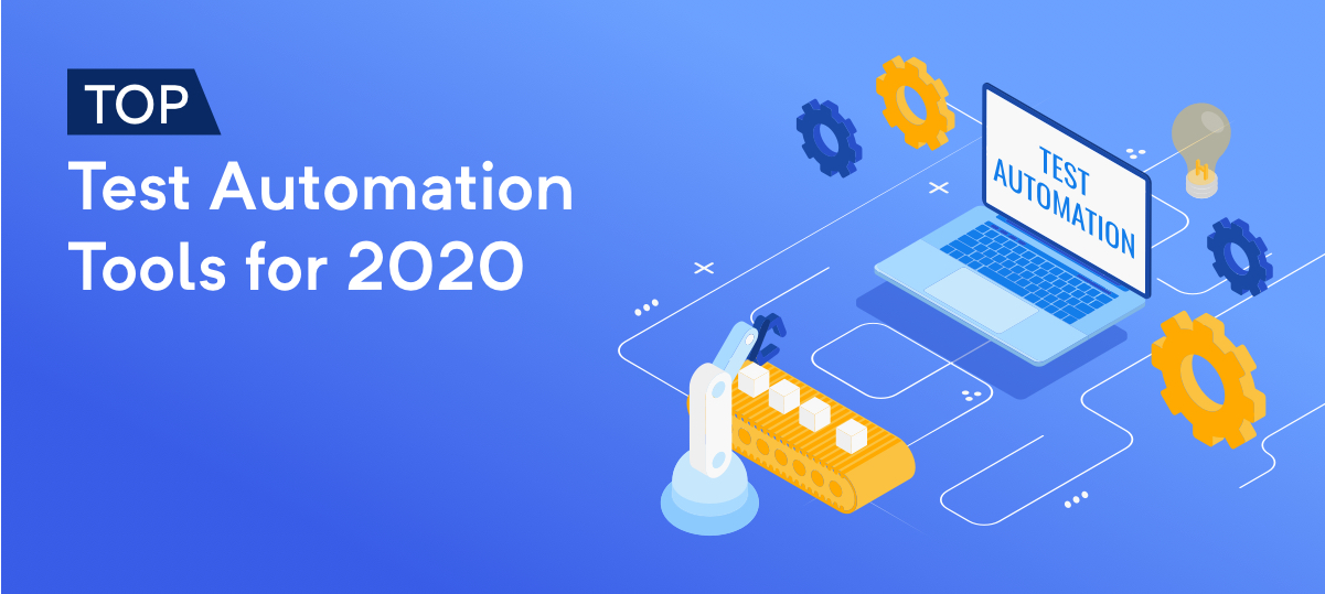 Top Test Automation tools for 2020