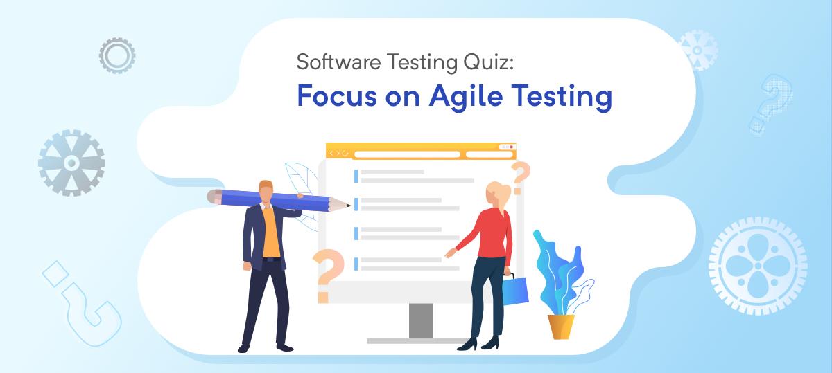 Focus on Agile Testing Banner QMetry