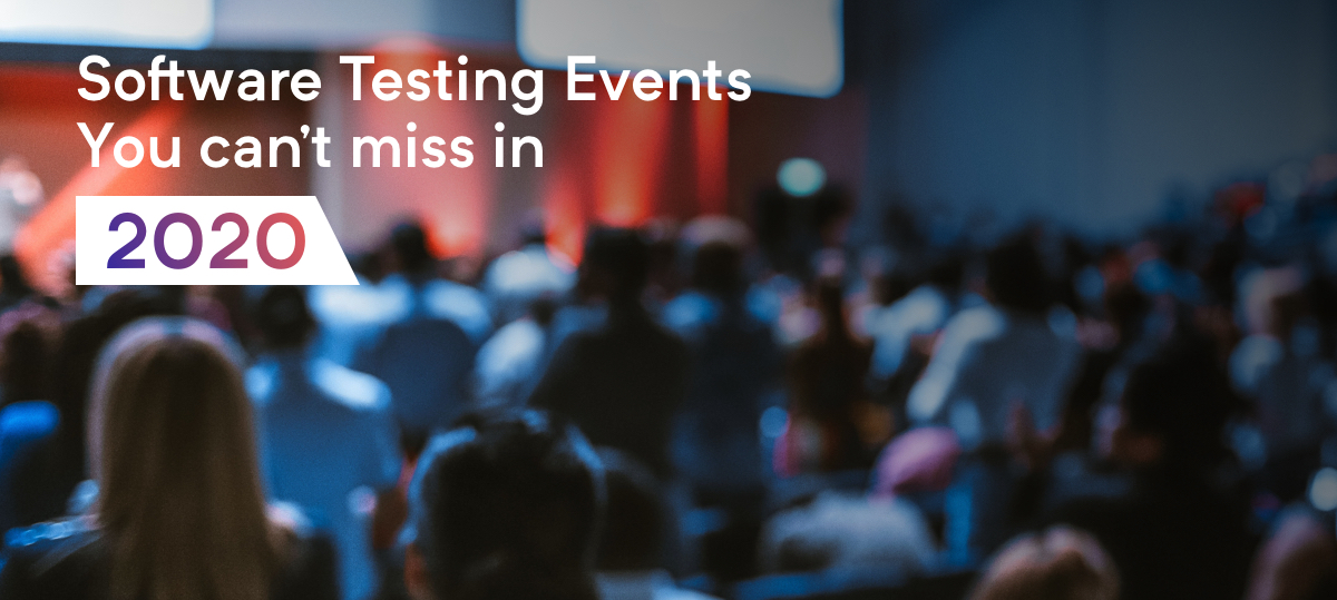 Software Testing Events 2020