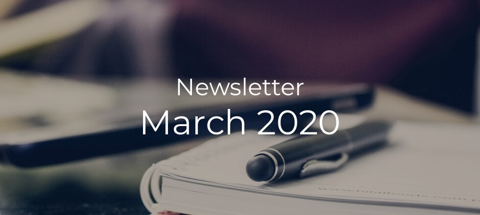 QMetry Newsletter March 2020