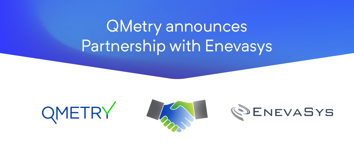 QMetry announces partnership with Enevasys