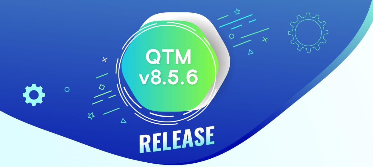 QMetry Test Management V8.5.6 Release