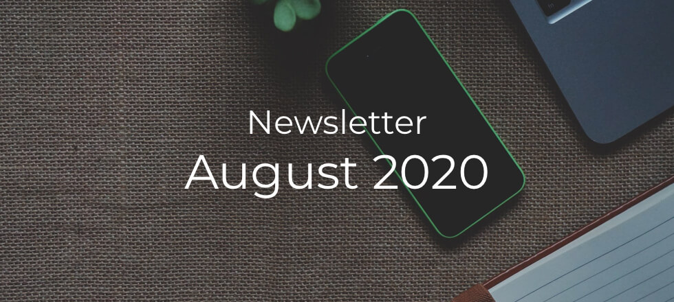 QMetry Newsletter August 2020