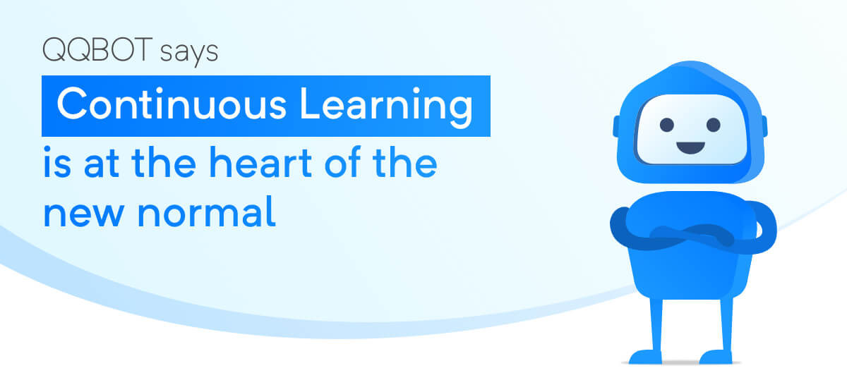 QQBOT says Continuous Learning