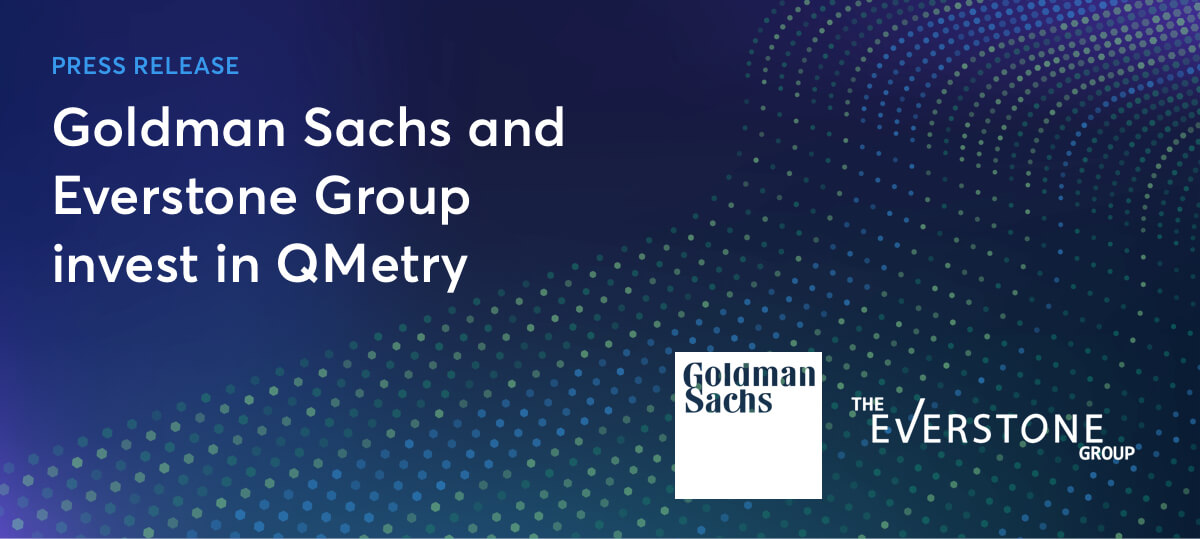 Banner Goldman Sachs and Everstone Group invest in QMetry