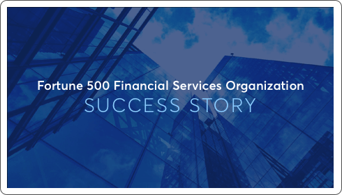 Banner Fortune 500 Financial Company